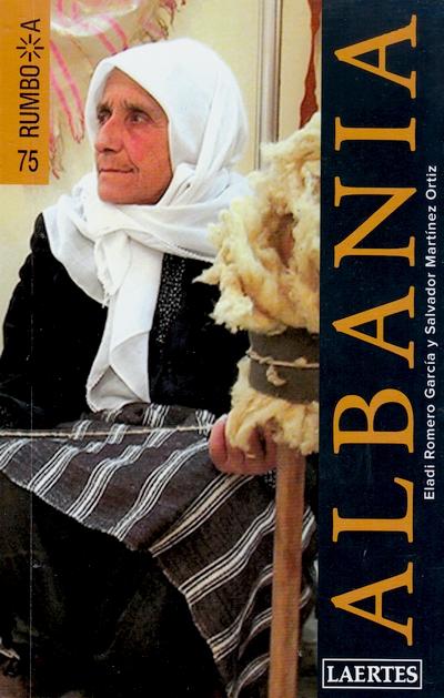 Guía de Albania de la editorial Laertes