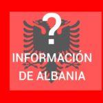 Información útil para el viajero de Albania