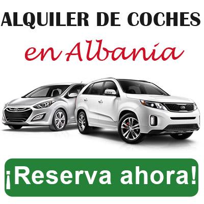Alquiler de coche en Albania