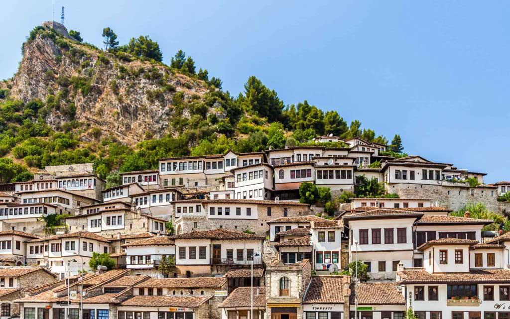Berat, la preciosa ciudad de Albania