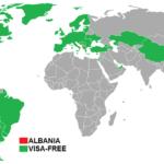 Documentación necesaria para viajar a Albania