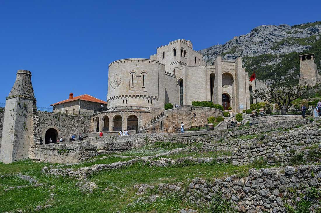 Museo George Kastrioti Skanderbeg en Kruja