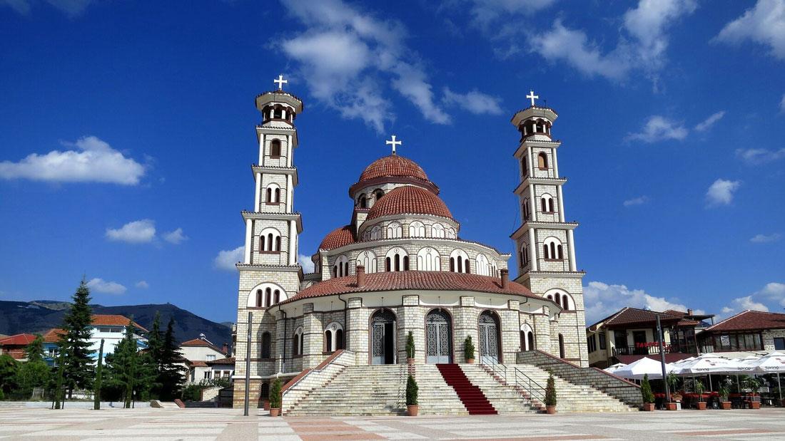 Catedral ortodoxa de la Resurrección de Cristo,