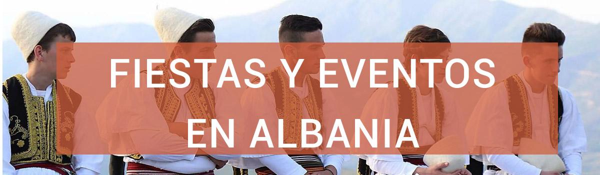 Fiestas y eventos en Albania