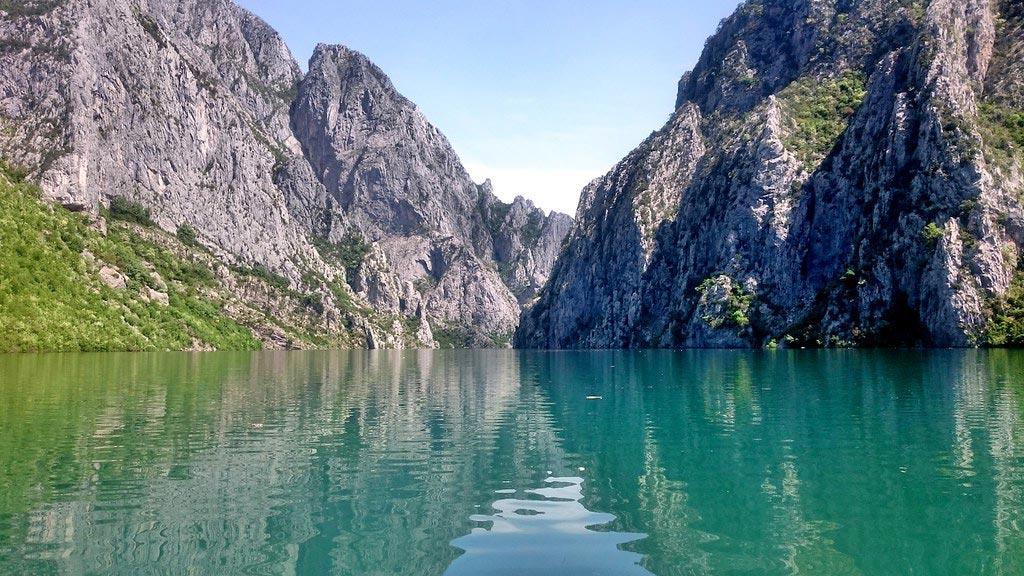 Lago Koman