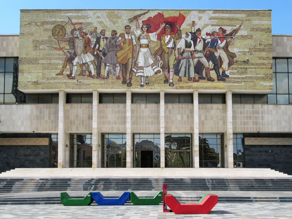 Museo de Historia Nacional de Albania