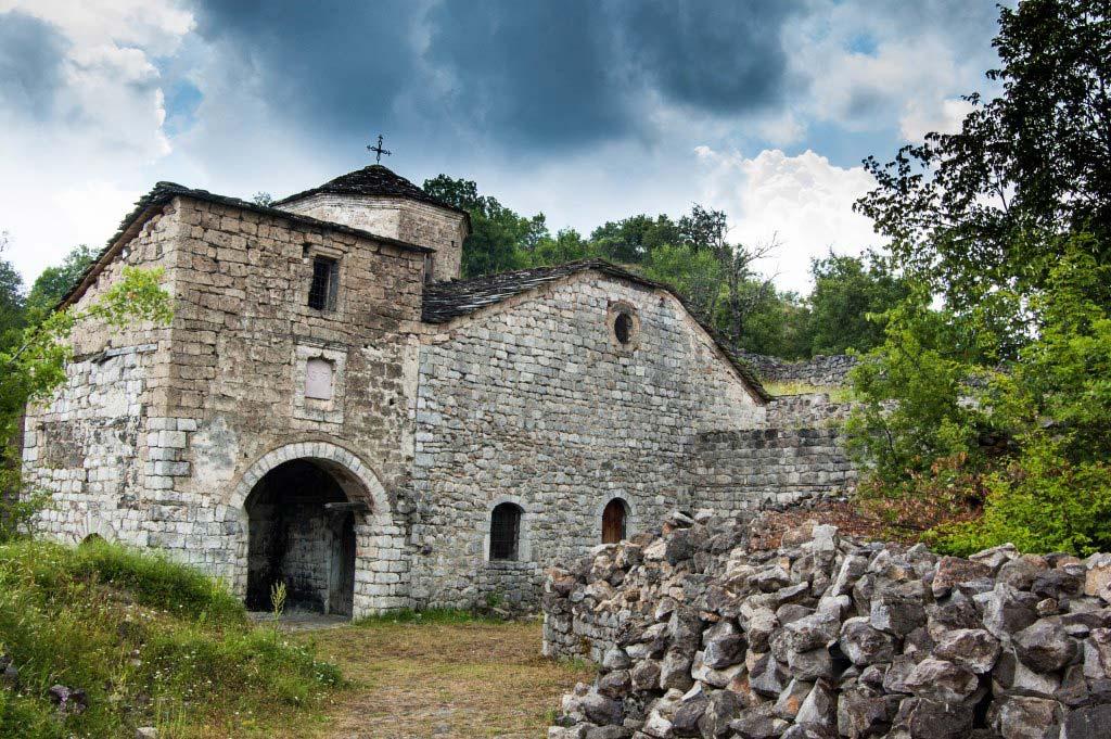 Iglesia en Vithkuq